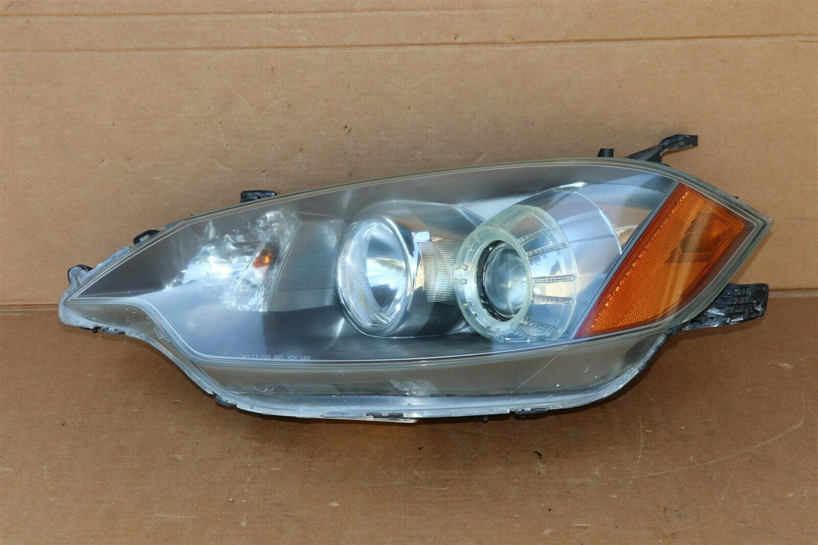 07-09 Acura RDX XENON HID Headlight Lamp Left Driver LH - POLISHED