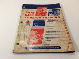1970 Atlas Supply Company Basic Tune-Up Training - $9.99