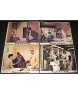 4 1973 John Hancock Movie BANG THE DRUM SLOWLY 8x10 Lobby Cards Robert D... - $54.95