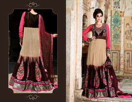 Exclusive-Designer-Anarkali--Dress6 - $95.99