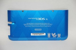 OEM Blue Pokemon Nintendo 3DS XL Housing Back Bottom Battery Cover Shell... - $11.99