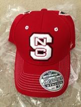 New Ncaa North Carolina State Wolfpack Zephyr Flex Hat Size M/L - $5.00