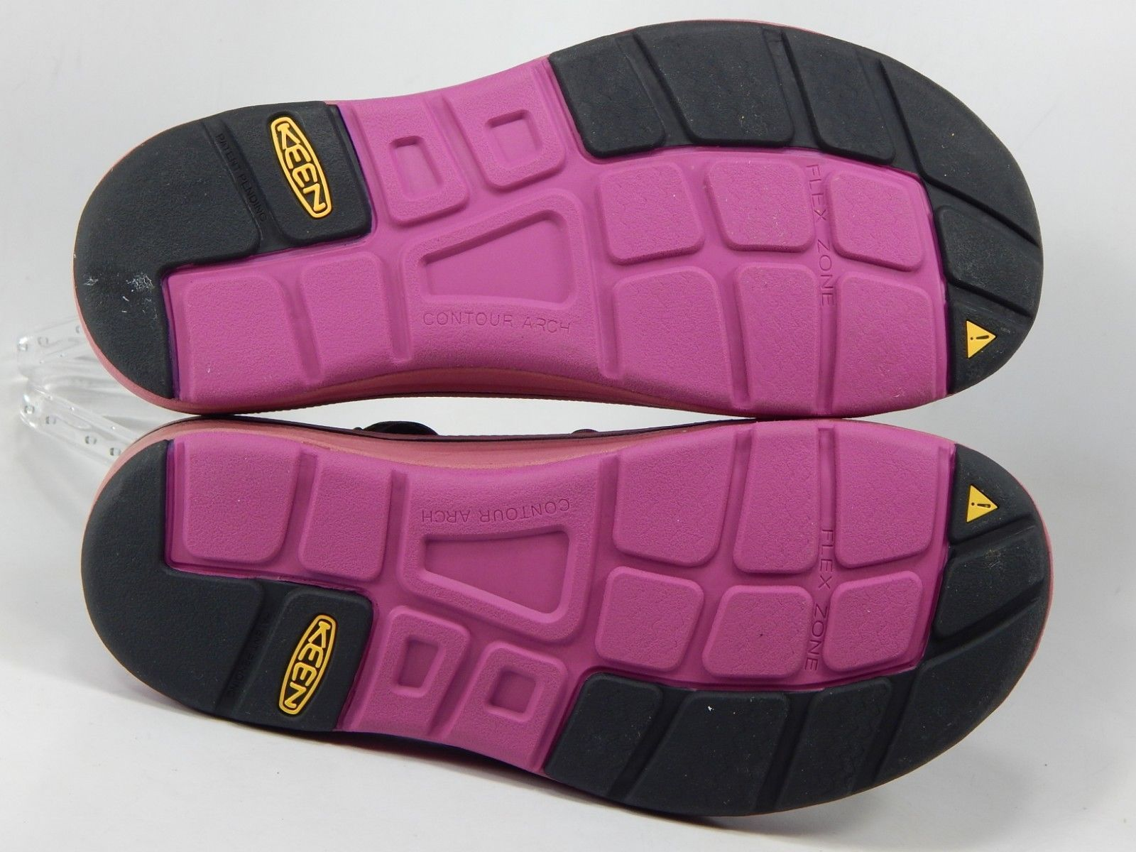 Keen Uneek Size 7.5 M (B) EU 38 Women's Sport Sandals Shoes Pink Dhalia 1013886