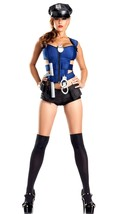 sexy police officer woman Halloween costume - $30.00