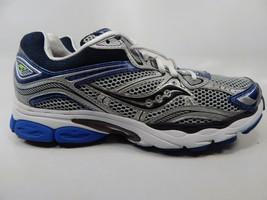 Saucony Omni 10 Size US 8.5 M (D) EU 42 Men's Running Shoes Silver 20119-1
