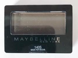 Maybelline New York Expert Wear Eye Shadow .08 Oz NY Made For Mocha 140S - $3.95