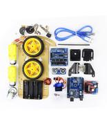 Intelligent Elektronik Motor Intelligent roboter-auto-fahrgestelle Kit R... - $46.04