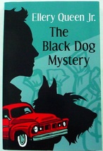 Ellery Queen Jr The Black Dog Mystery reprint paperback 2015 Open Road e... - $6.00