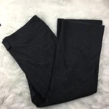 Lane Bryant Women's Gray Career Professional Dress Pants Size 26 Average - $24.86