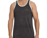 Champion Men's Classic Jersey Ringer Tank Top - 7 NEW COLORS - S-2XL