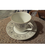 Noritake cup and saucer (Picadilly) 11 available - $5.79