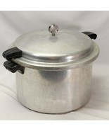 16 Quart Mirro-Matic Pressure Cooker Canner Rack 406M TESTED - $245.00