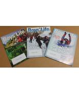 Boys Life Magazine Lot of 3 (Nov, Dec, 2019 Jan, 2020) - $4.50