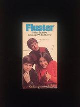 """Vintage 1973 Parker Brothers """"Fluster"""" board game- complete set"""