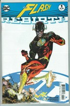 The Flash Rebirth #1 Variant Cover One-Shot 1 DC Comics Godspeed cameo - $12.99