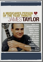 Musicares Person of the Year Tribute Honoring: James Taylor [DVD] - $16.84