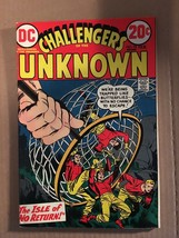 Challengers Of The Unknown #78 DC Comic Book VF Condition 1973 - $17.99