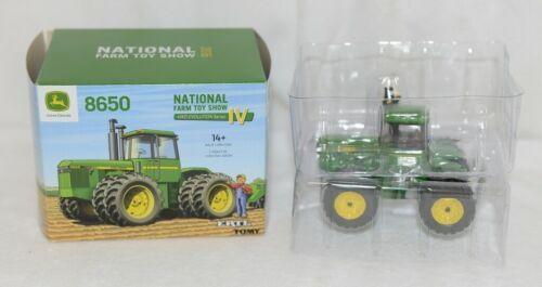John Deere LP66140 National Farm Toy Show 2016 8650 4WD Evolution Series IV