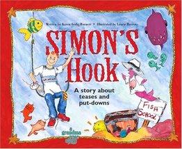 Simon's Hook; A Story About Teases and Put-downs [Paperback] Burnett, Ka... - $5.39