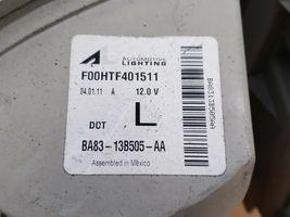09-11 Ford Flex Taillight Combination Brake Light Lamp Driver Left LH (NON LED) image 6