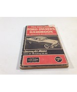 1932-1955 The Complete Ford Owner's Handbook of Repair & Maintenance Clymer - $19.99