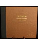 """Tschaikowsky's """"Concerto No. 1 in B Flat Minor"""" Opus 23  Victor Red Seal... - $20.00"""