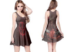 dead pool 4 Reversible Dress - $25.99+