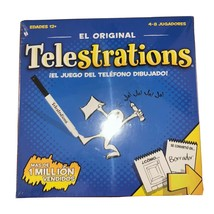 Telestrations: 8 Player Spanish USAOPOLY Family Board Games - $16.73