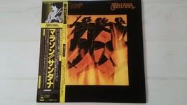 Santana Marathon LP record w/obi [excellent++] 25AP1628 Free Shipping !! - $24.31