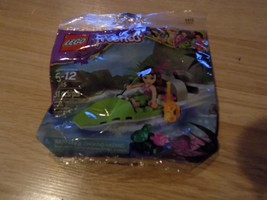 Lego Friends Building Toy 31 Pieces Ages 5-12 Girl with Speed Boat New - $12.00