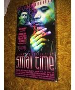 RARE 1994 Small Time VHS Tape Norman Loftis Richard Barboza Xenon Entert... - $15.34