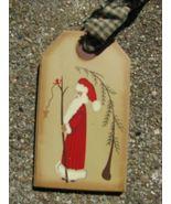 31617T-Santa Gift Tag - $1.95