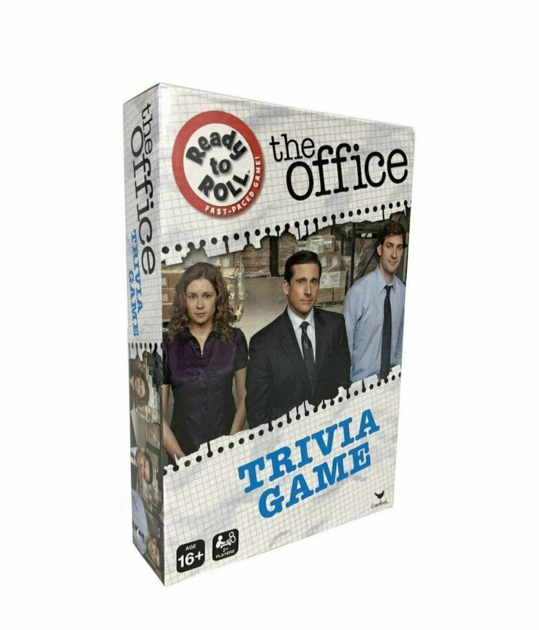 Primary image for NEW SEALED 2020 Ready to Roll NBC The Office Trivia Game