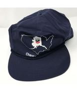 Vintage Chevron Alaska Strapback Hat Otto Caps - $3.95