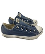 Converse All Star Low Top Grade School Youth Size 3 Ox Navy 3J237 - $19.79