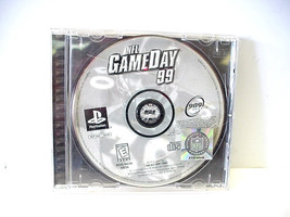 NFL Game Day 99 Playstation CD Game #SCUS-94234 - $9.89