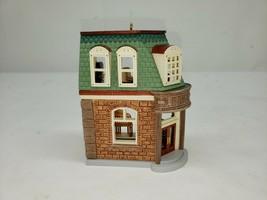 "Hallmark Keepsake 2006 ""Corner Bank"" Nostalgic Houses & Shops Series Orn... - $10.88"