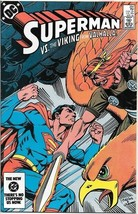 Superman Comic Book #394 DC Comics 1984 NEAR MINT NEW UNREAD - $6.89