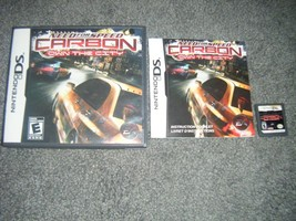 Need for Speed Carbon: Own the City (Nintendo DS) Lite Dsi xl 2ds 3ds XL... - $7.68