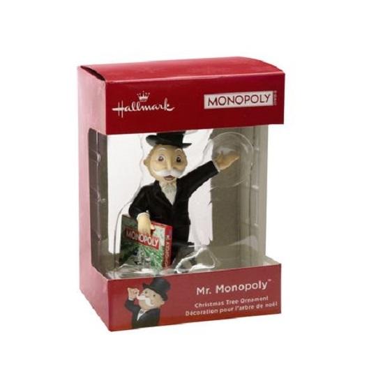 2018 Hallmark Mr Monopoly image 3
