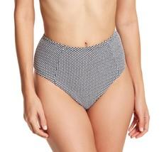 New with Tag - Onia Leah Textured Dot Black/White Bikini Bottom Size S - $18.80