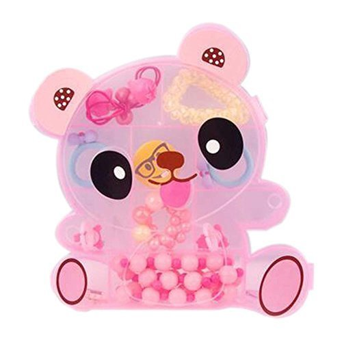 Children Hair Accessories Suit Hairpins and Hair Circle Children Gift, Animal