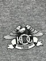 XL HOG Harley Owners Group Davidson Gray T Shirt 2010 Sturgis image 2
