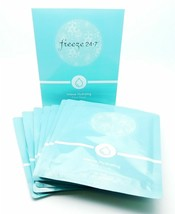 Freeze 24/7 Intense Hydrating Face Mask 8 Gel Masks NWT $68 relieve dry skin - $12.37