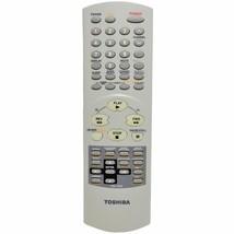 Toshiba WC-FM2 Factory Original TV/DVD Combo Remote MW20FM1, MW24FM1, MW... - $12.89