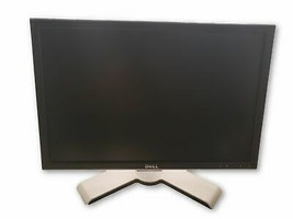 "Dell UltraSharp 2208WFPt 22"" Widescreen Black LCD Monitor VGA DVI - $74.24"