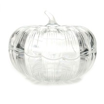 "Marquis by Waterford 8"" Crystal Covered Pumpkin NEW IN THE BOX - $110.24 CAD"