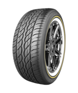 235/55R20 Vogue Tyre CUSTOM BUILT RADIAL SCT XIII 105H XL WHITE/GOLD M+S - $289.99