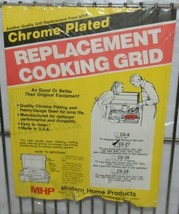 Modern Home Products CG27 Chrome Plated Replacement Cooking Grid image 2