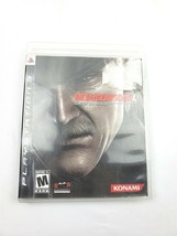 PlayStation 3 Metal Gear Solid 4: Guns of the Patriots 2008 - $10.88